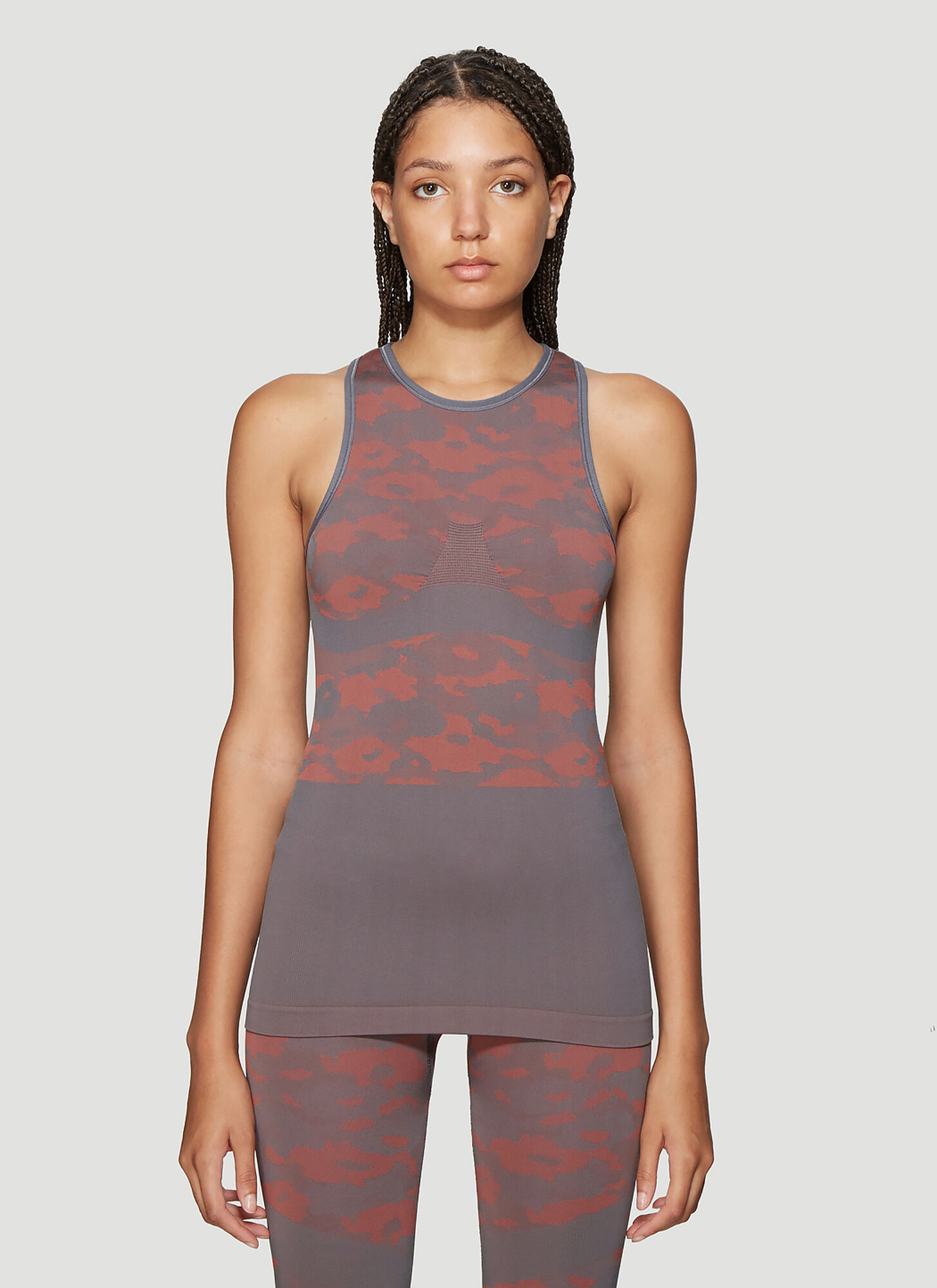 adidas by Stella McCartney Tank Top in Pink
