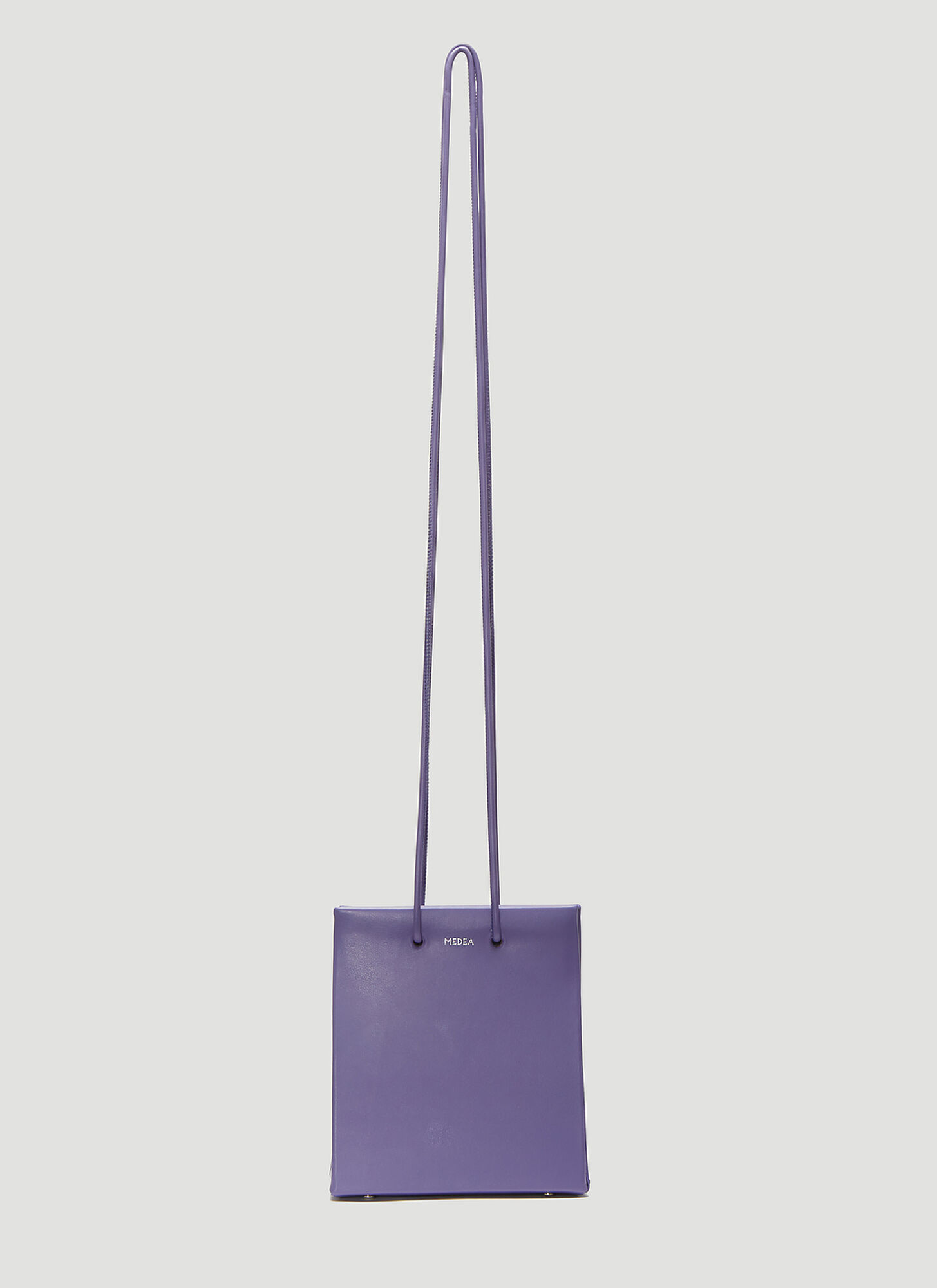 Medea Prima Short Long Strap Bag in Lilac