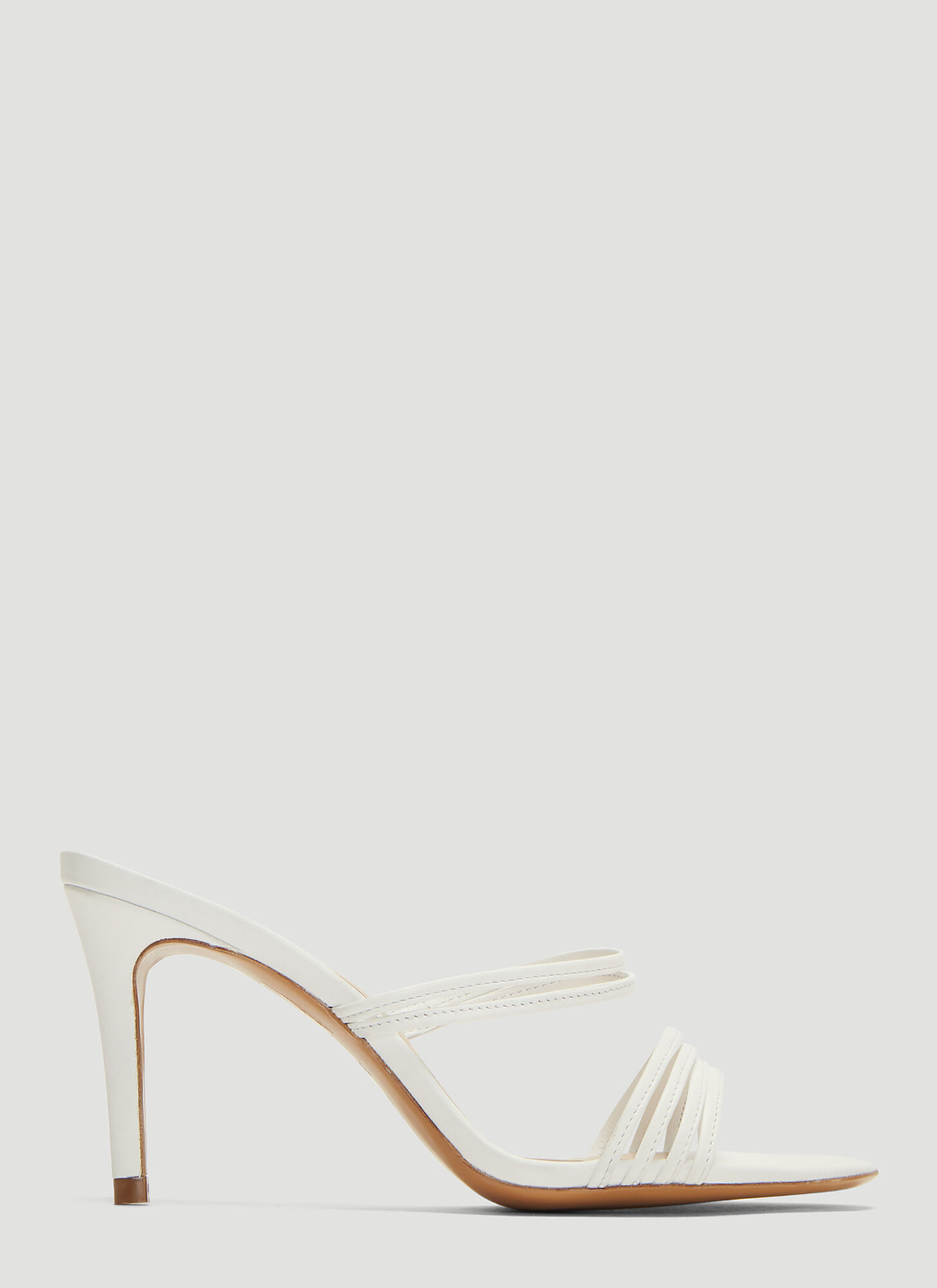 Kalda Simone Sandals in White
