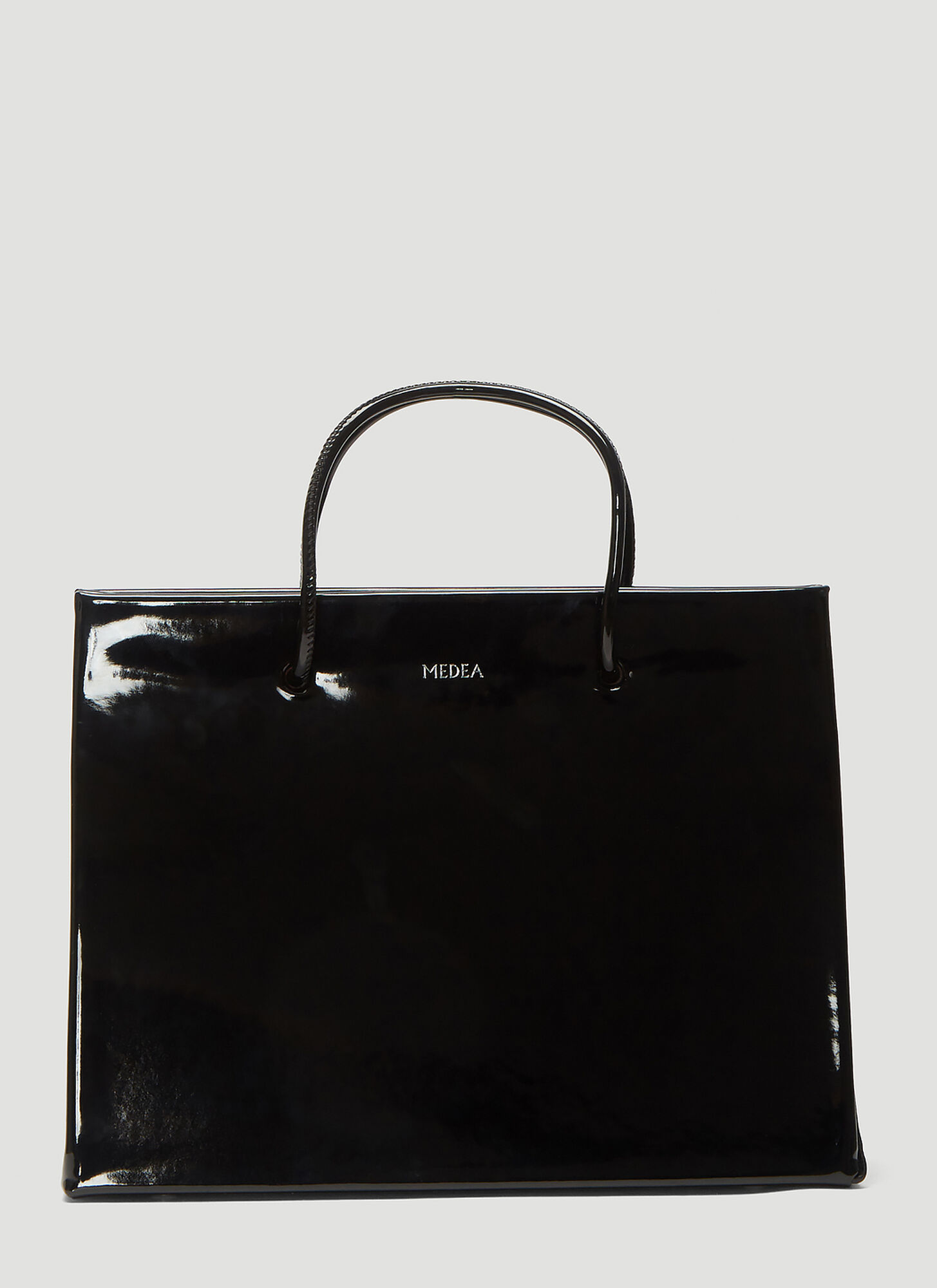 Medea Hanna Vinile Bag in Black