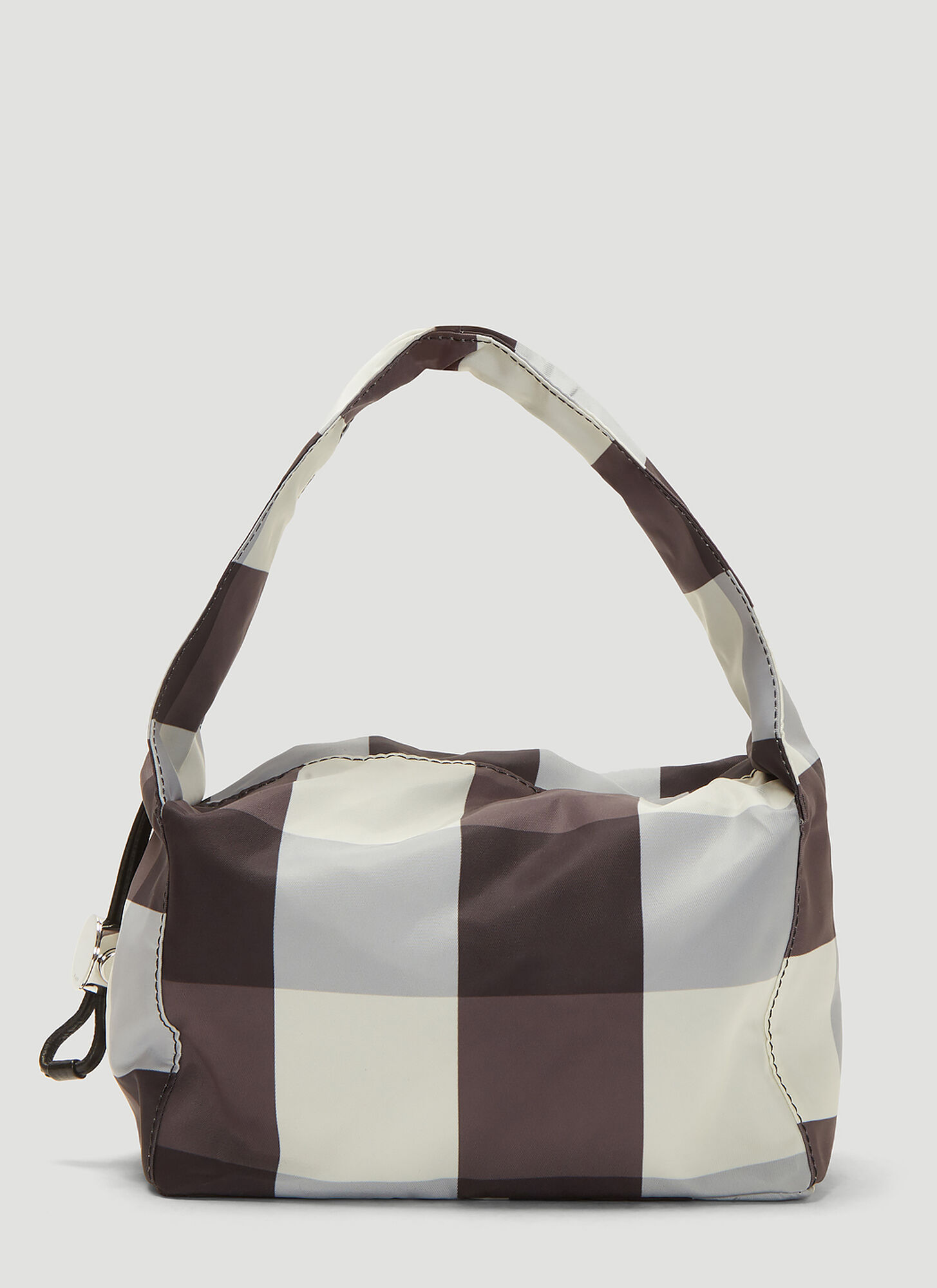 Kara Baby Cloud Bag in White