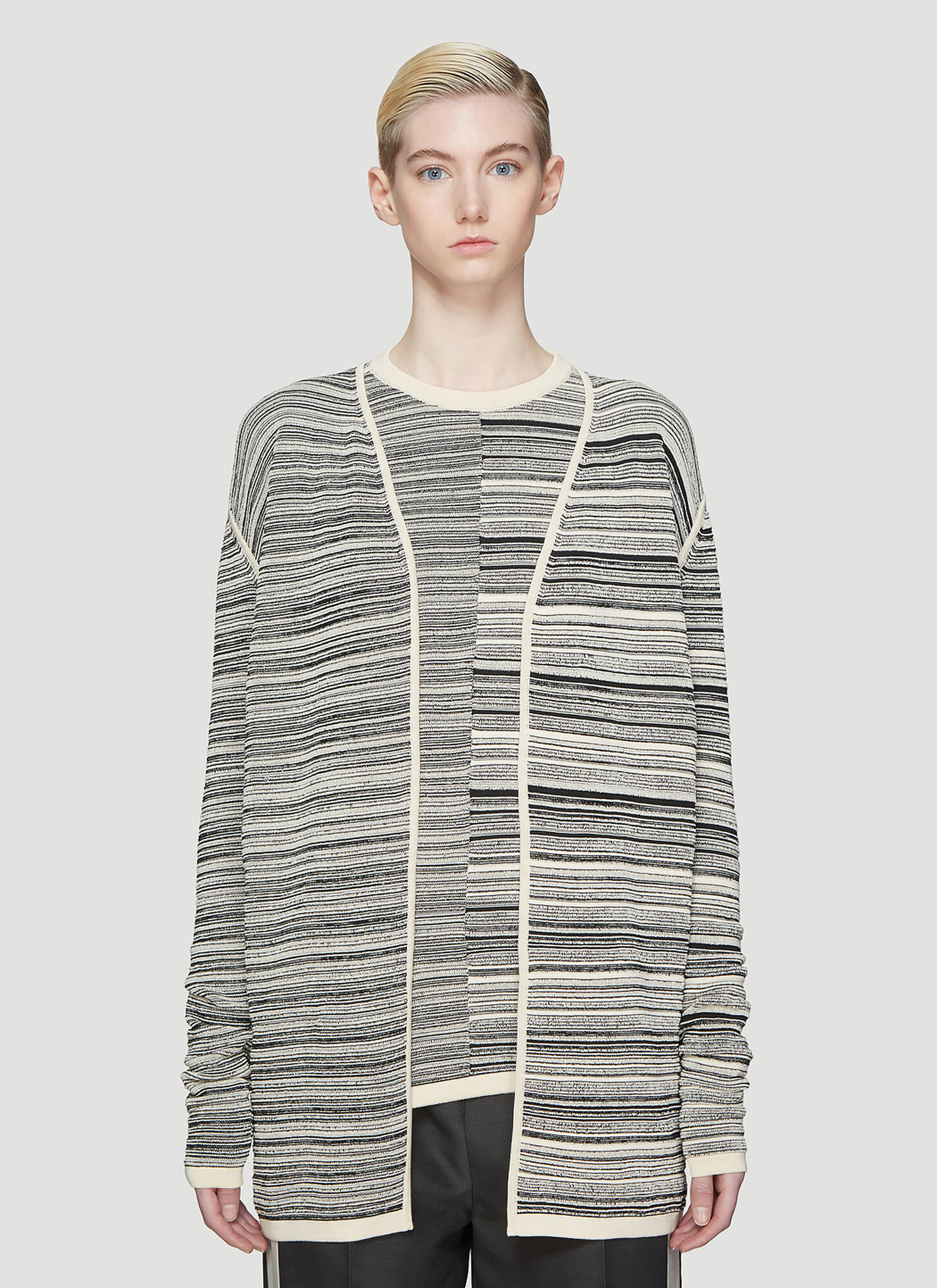 Rick Owens Dirti Cardi Jacket in Beige