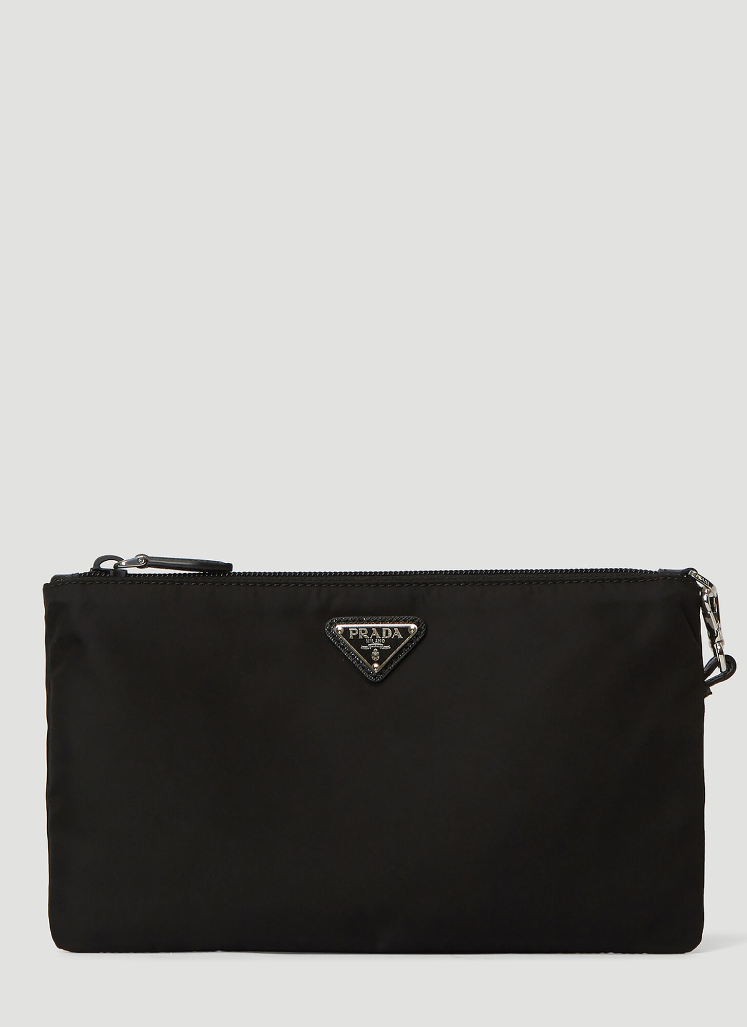 Prada Nylon Pouch in Black