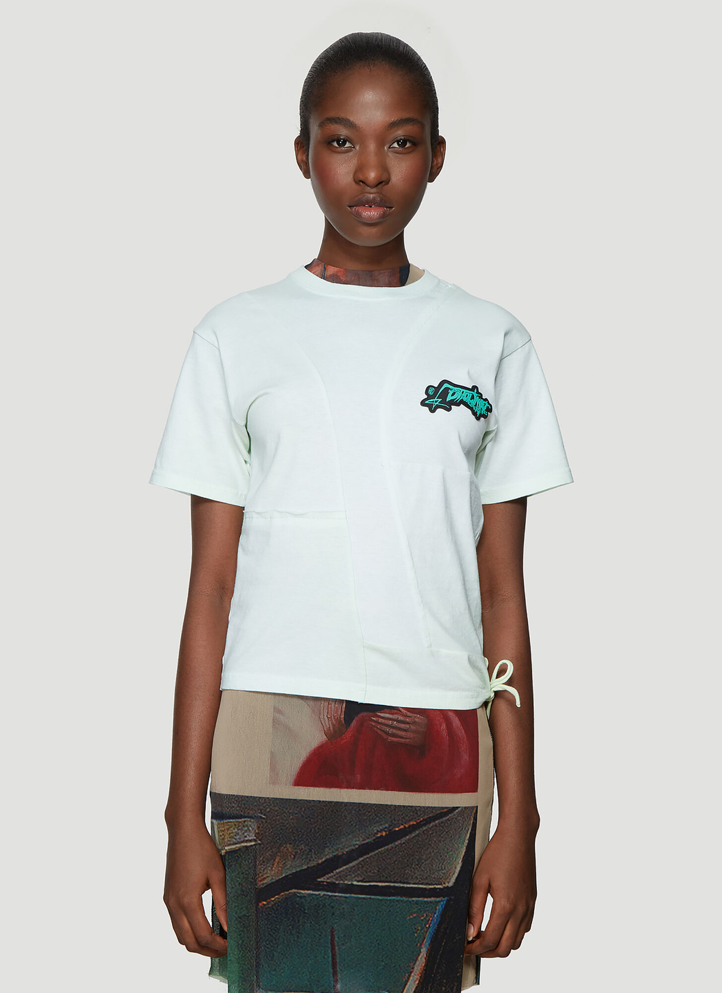 Ottolinger Fitted T-Shirt in Green
