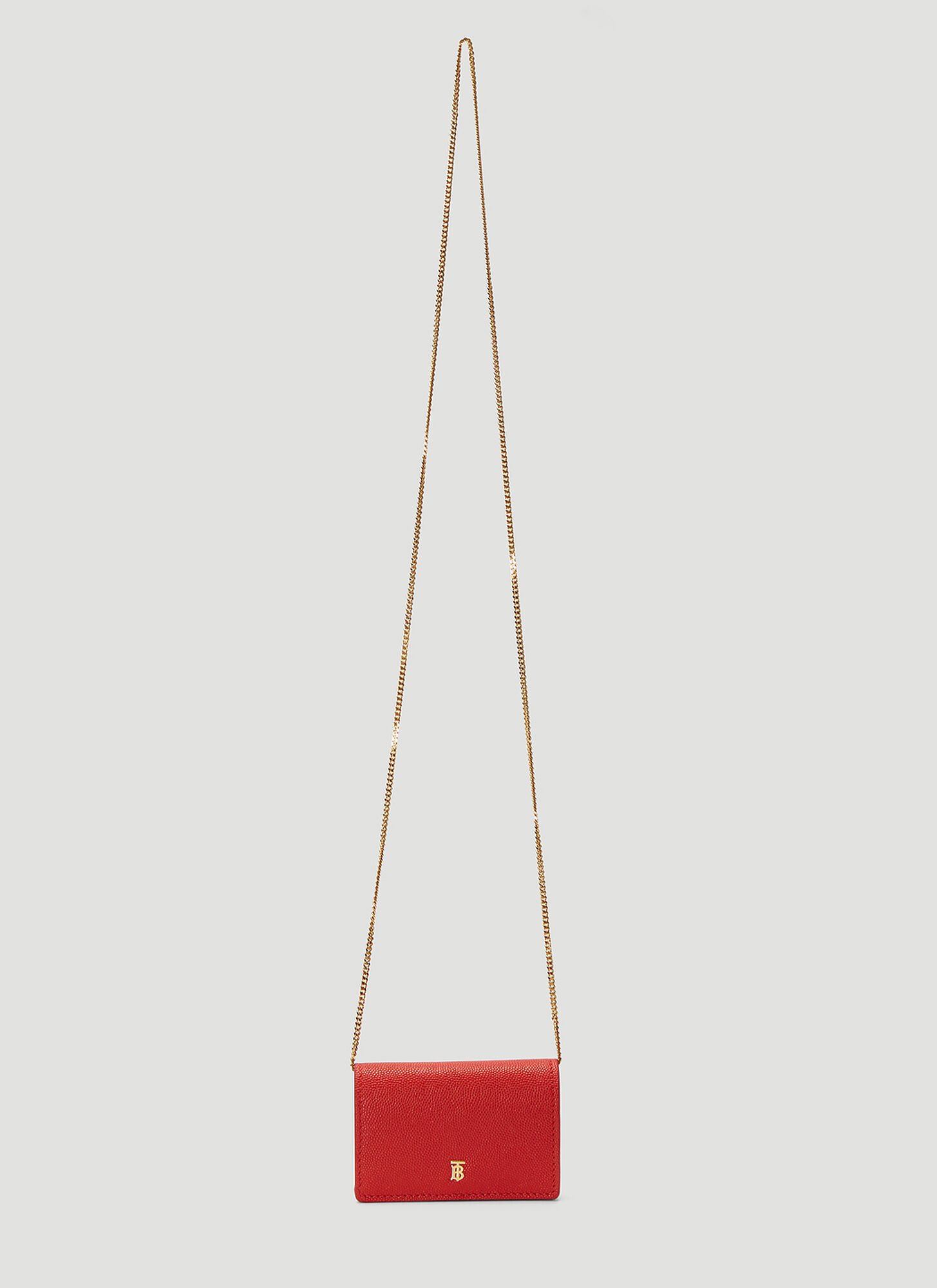 Burberry Jessie Mini Bag in Red