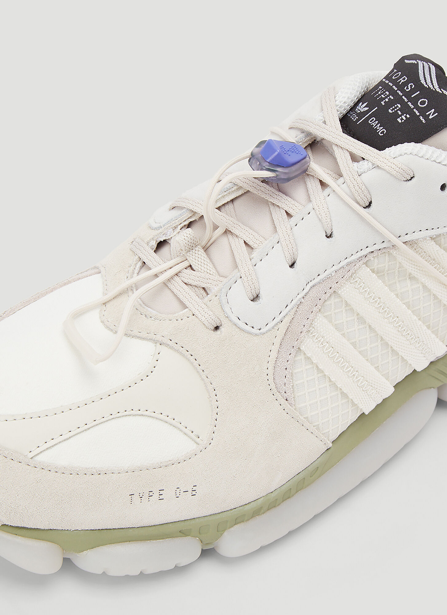 adidas by OAMC Type O-6 Sneakers in Grey