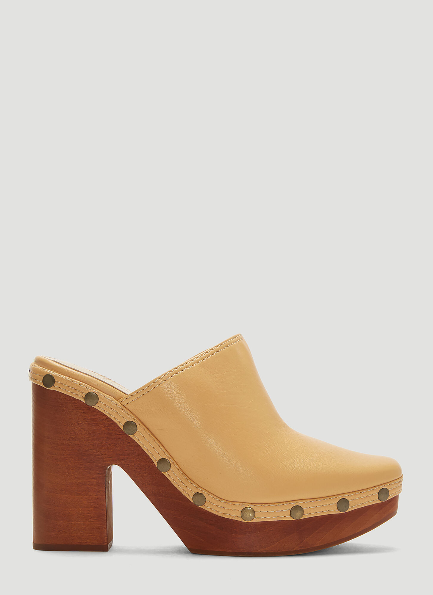 Jacquemus Les Sabots Mules in Brown