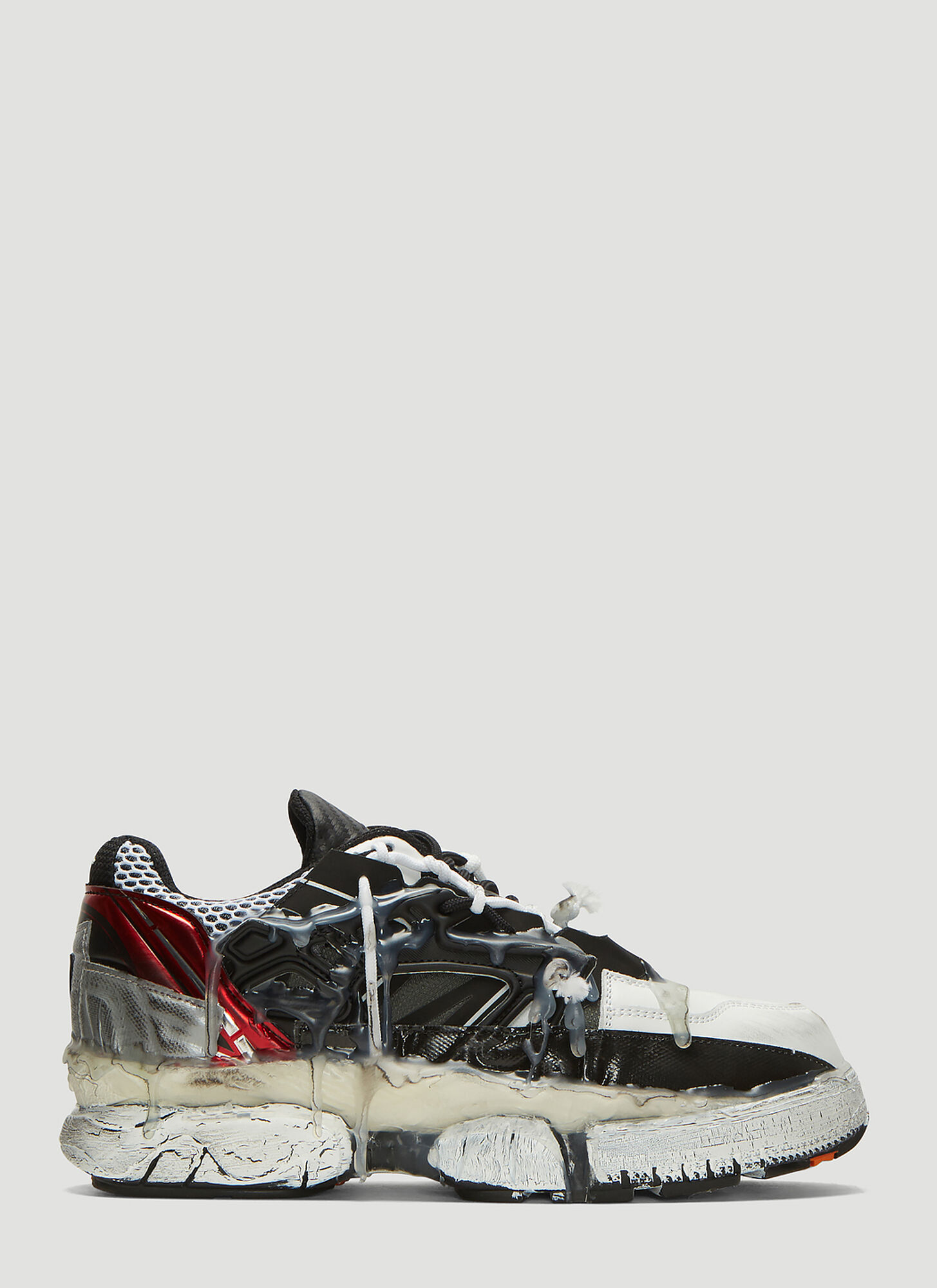 Maison Margiela Fusion Sneakers in Black