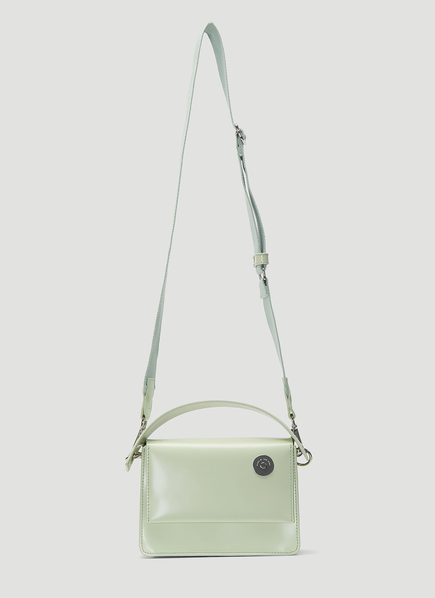 Kara Baby Pinch Shoulder Bag in Green