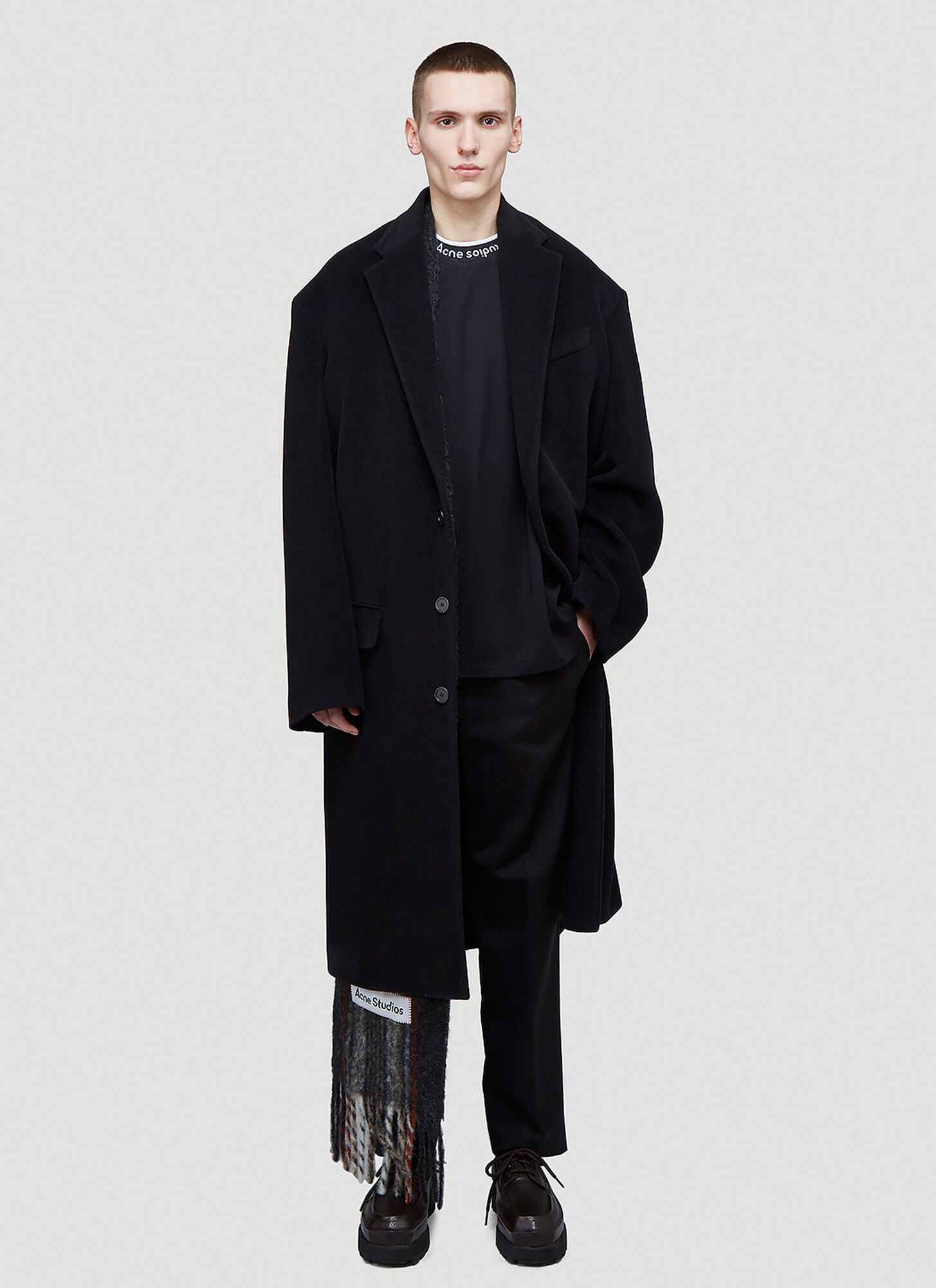 Acne Studios Straight-Leg Pants