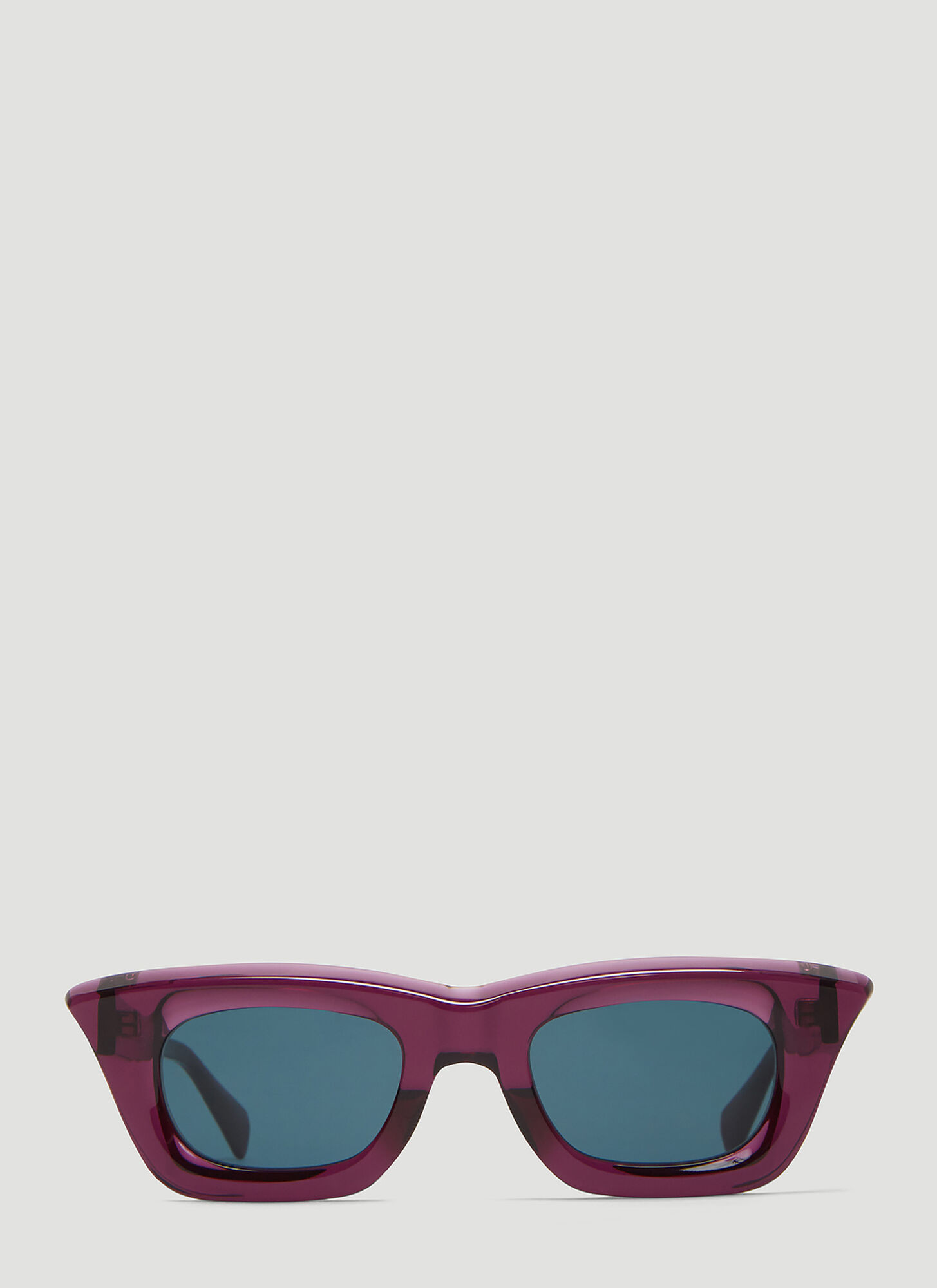 Kuboraum Mask C20 Sunglasses in Purple