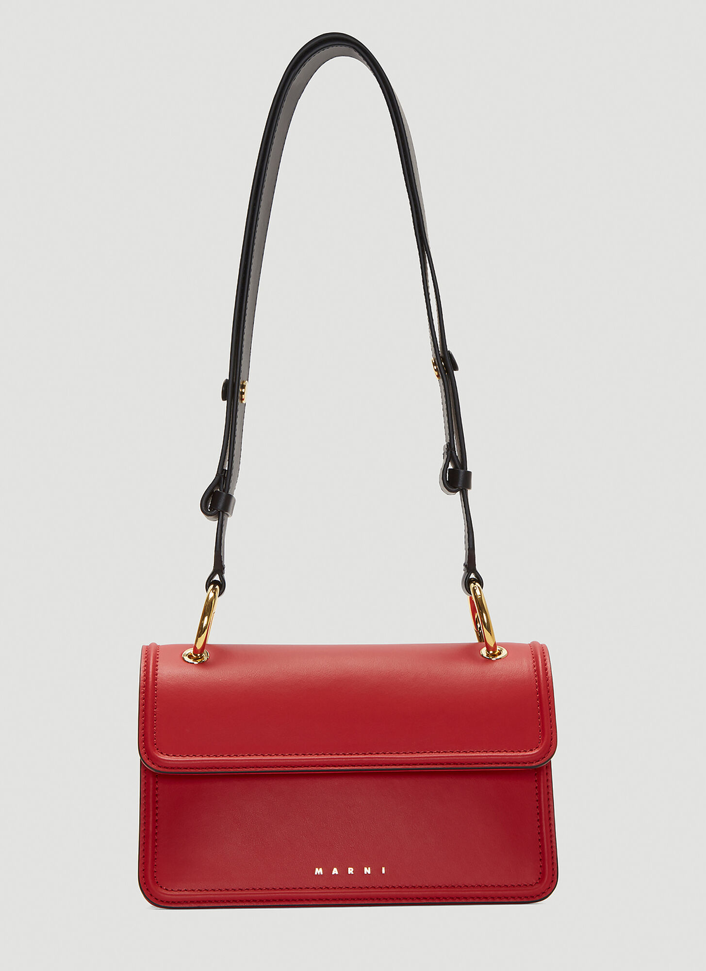 Marni Beat Bag in Red