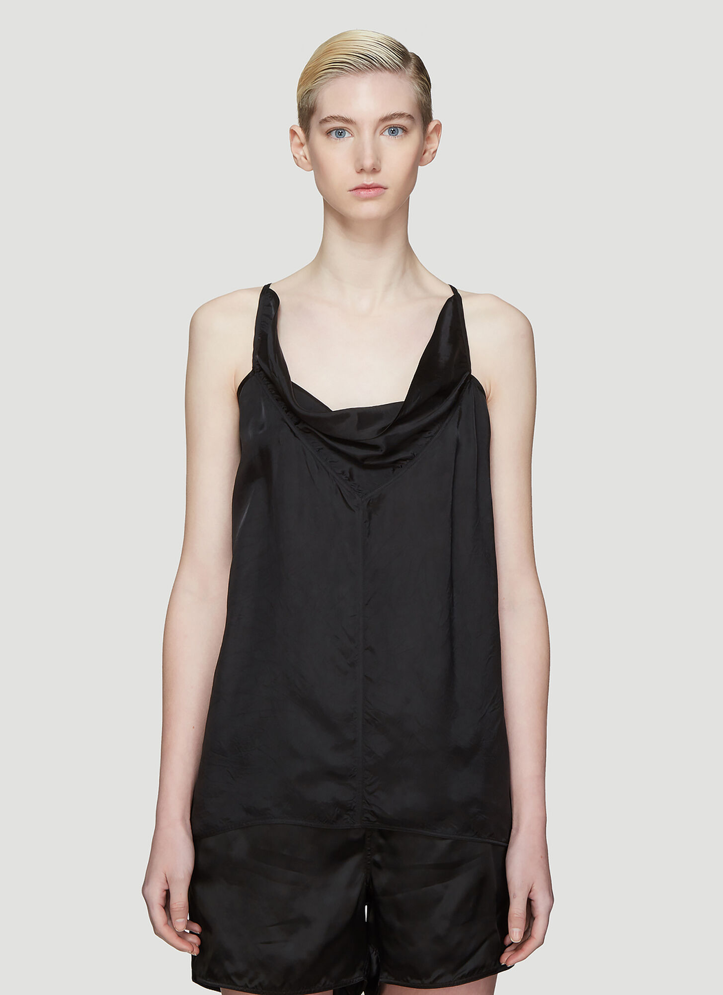 Rick Owens Naska Top in Black