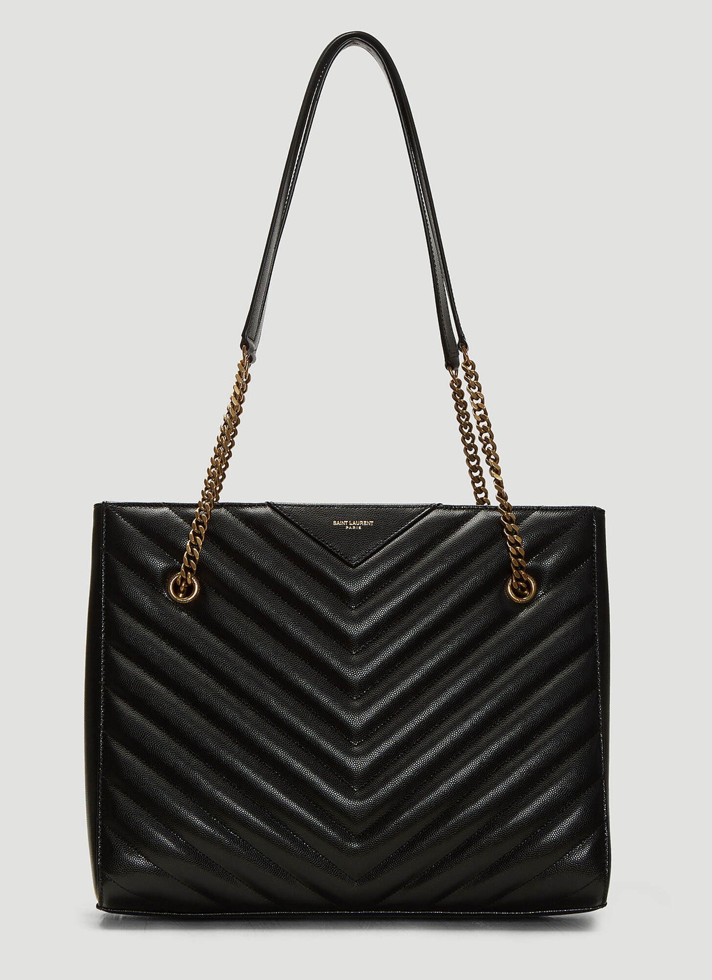 Saint Laurent Tribeca Bag in Black