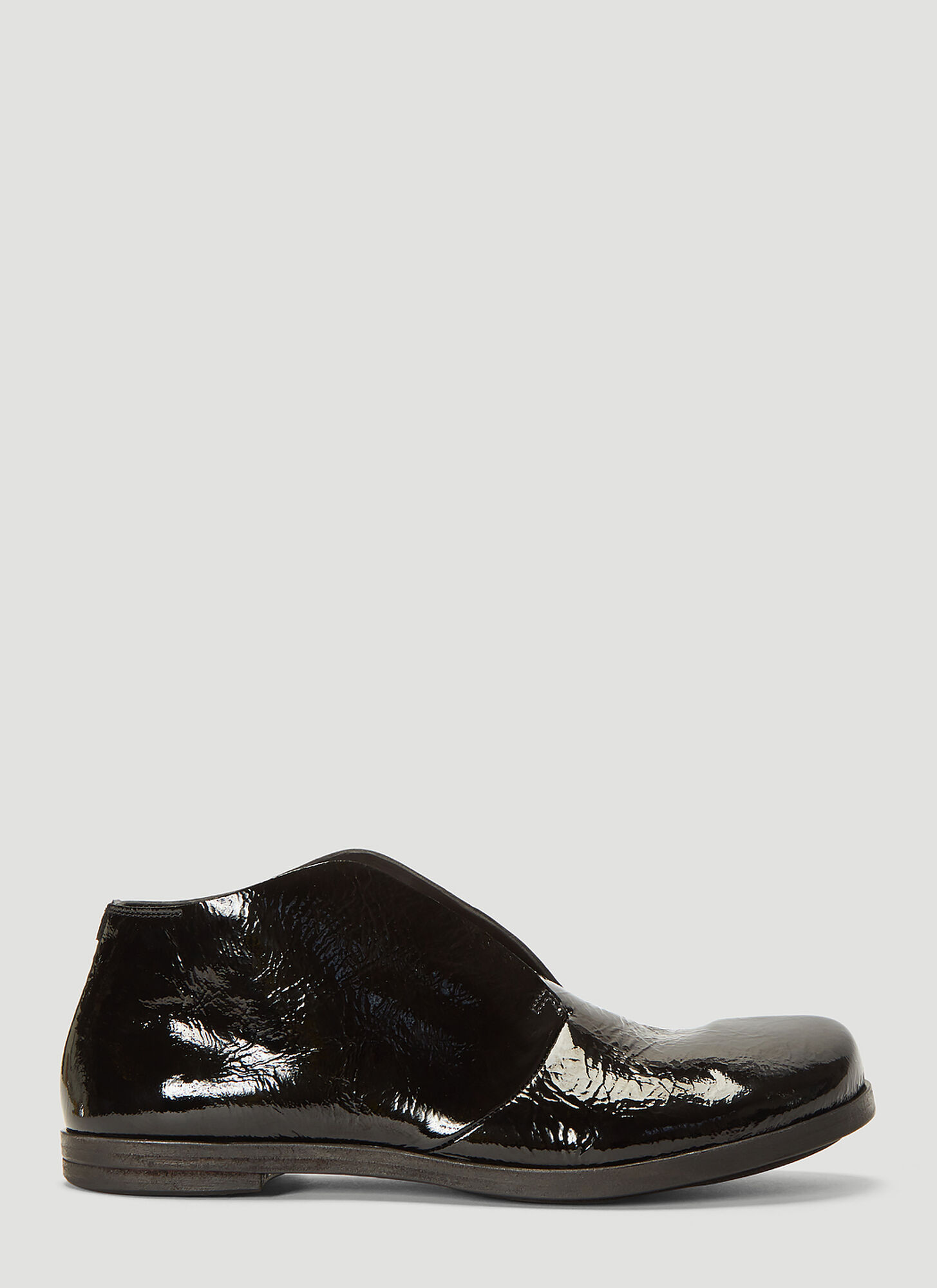 Marsell Listello Shoe in Black