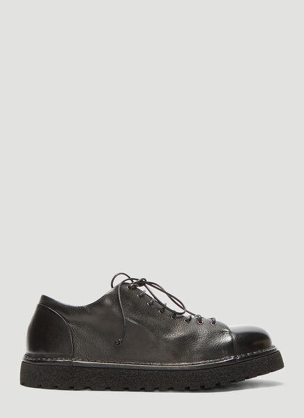 Marsèll Lingerie Pallottola Derby Shoes in Black