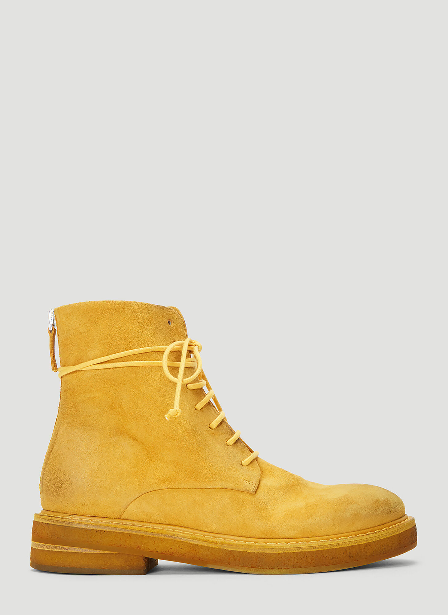 Marsell Parrucca Boot in Yellow