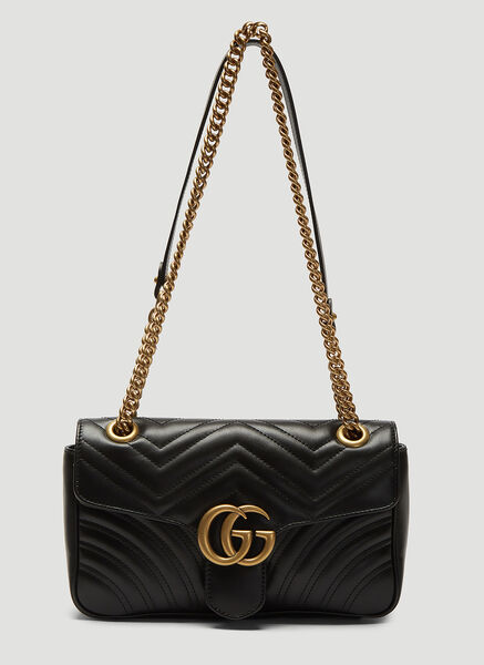 Small GG Marmont 2.0 Shoulder Bag