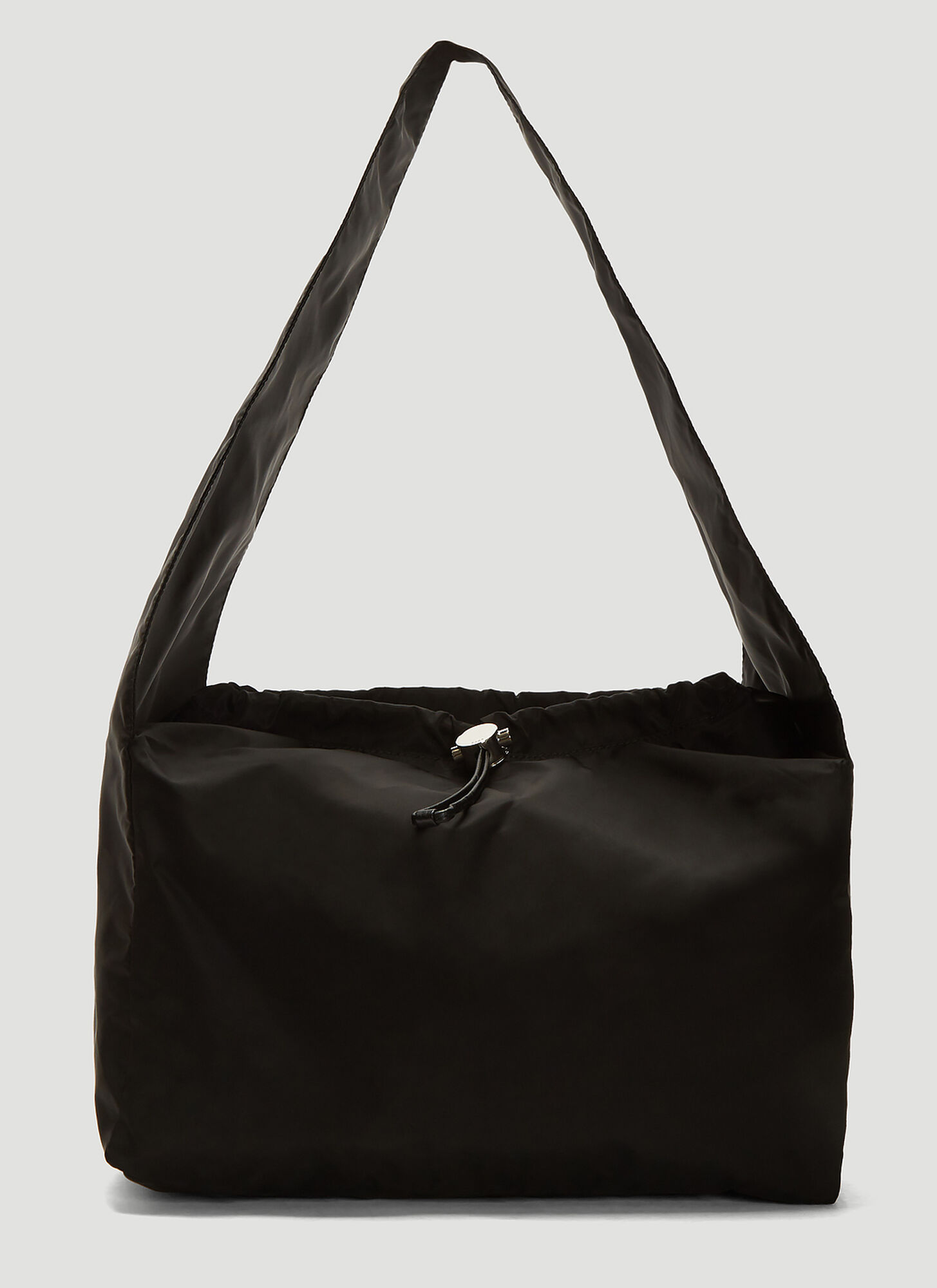 Kara Large Cloud Bag in Black
