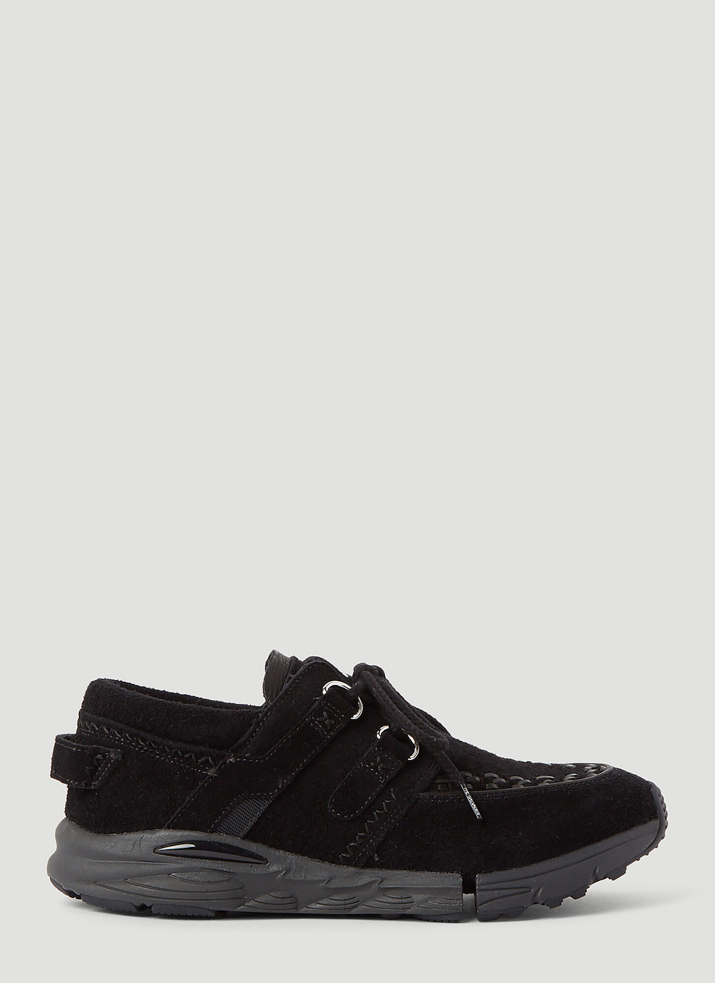 The Salvages Banshee Sneakers in Black