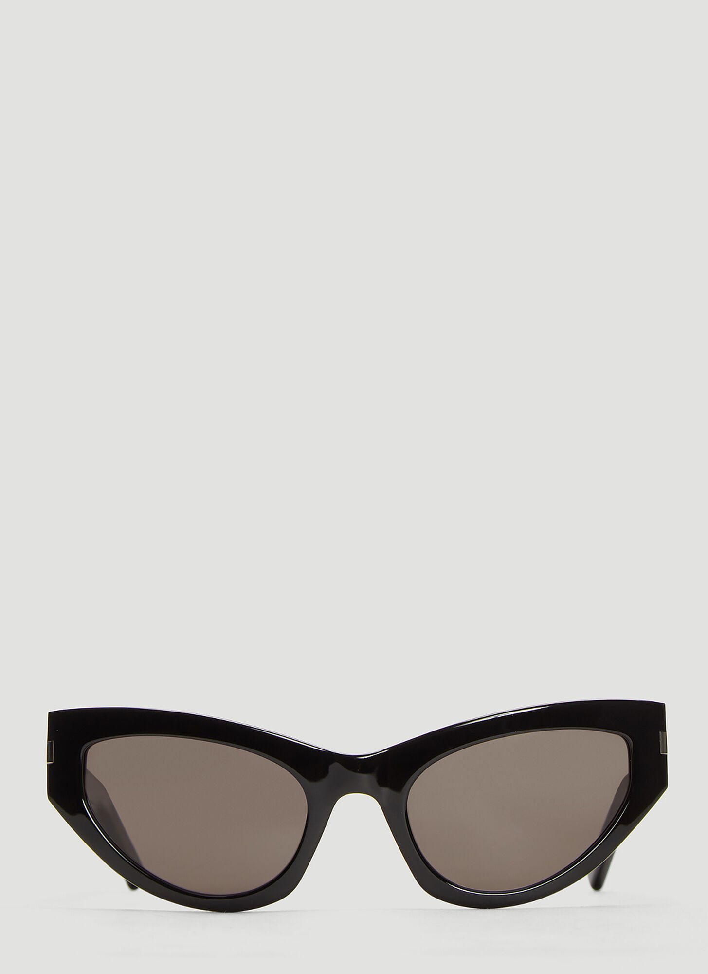 Saint Laurent New Wave SL 215 Grace Sunglasses in Black