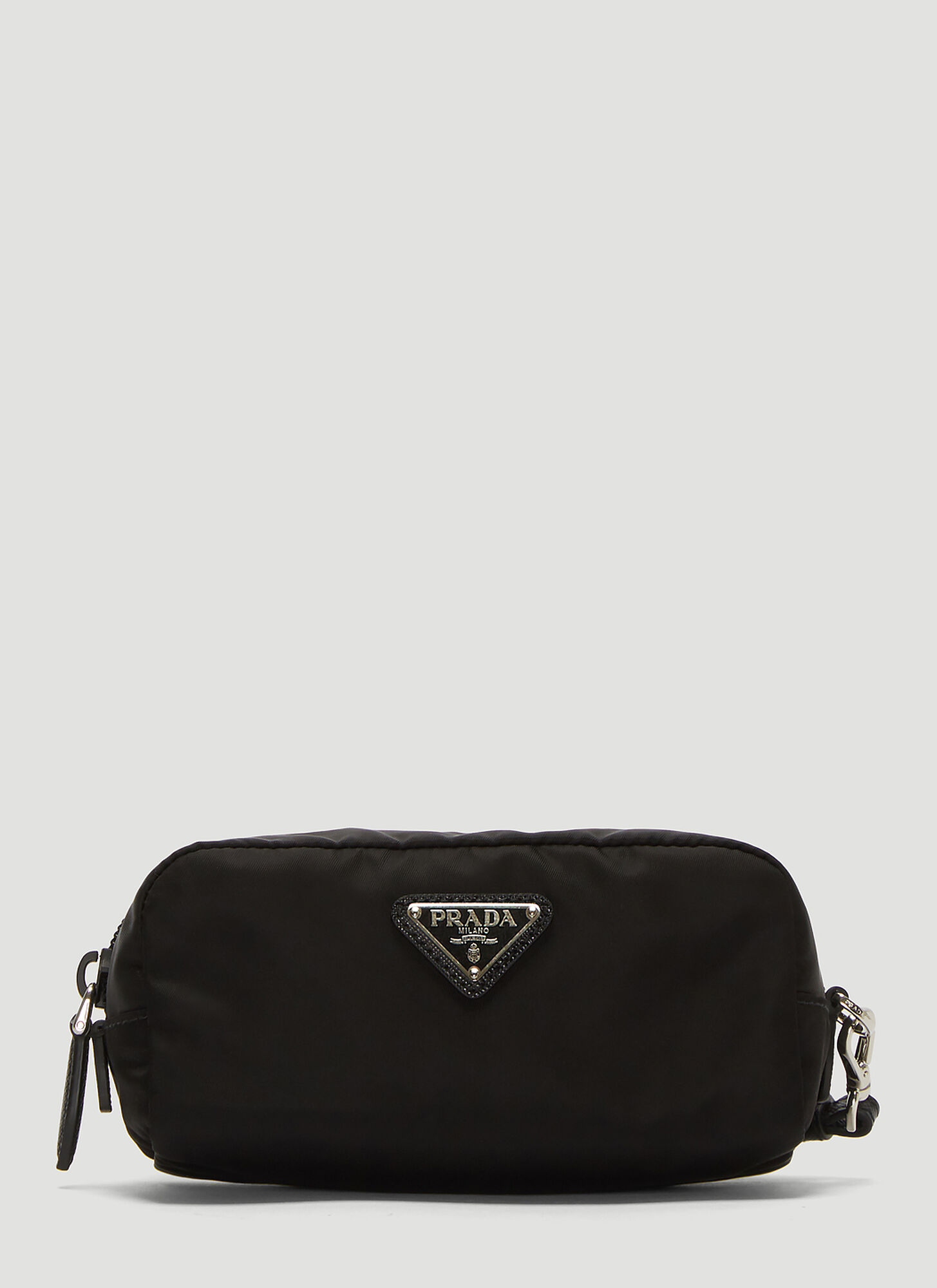 Prada Nylon Beauty Pouch in Black