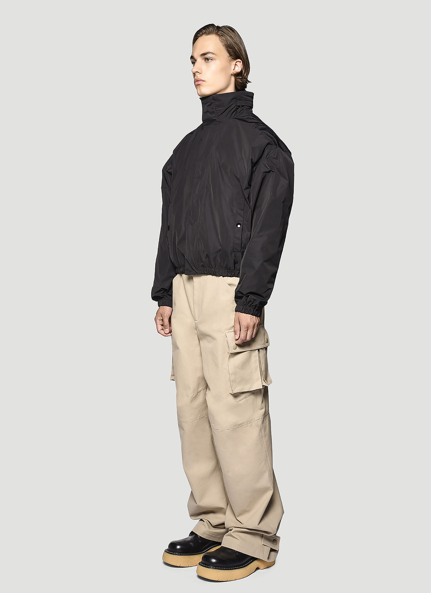 Bottega Veneta Wide-Leg Pants