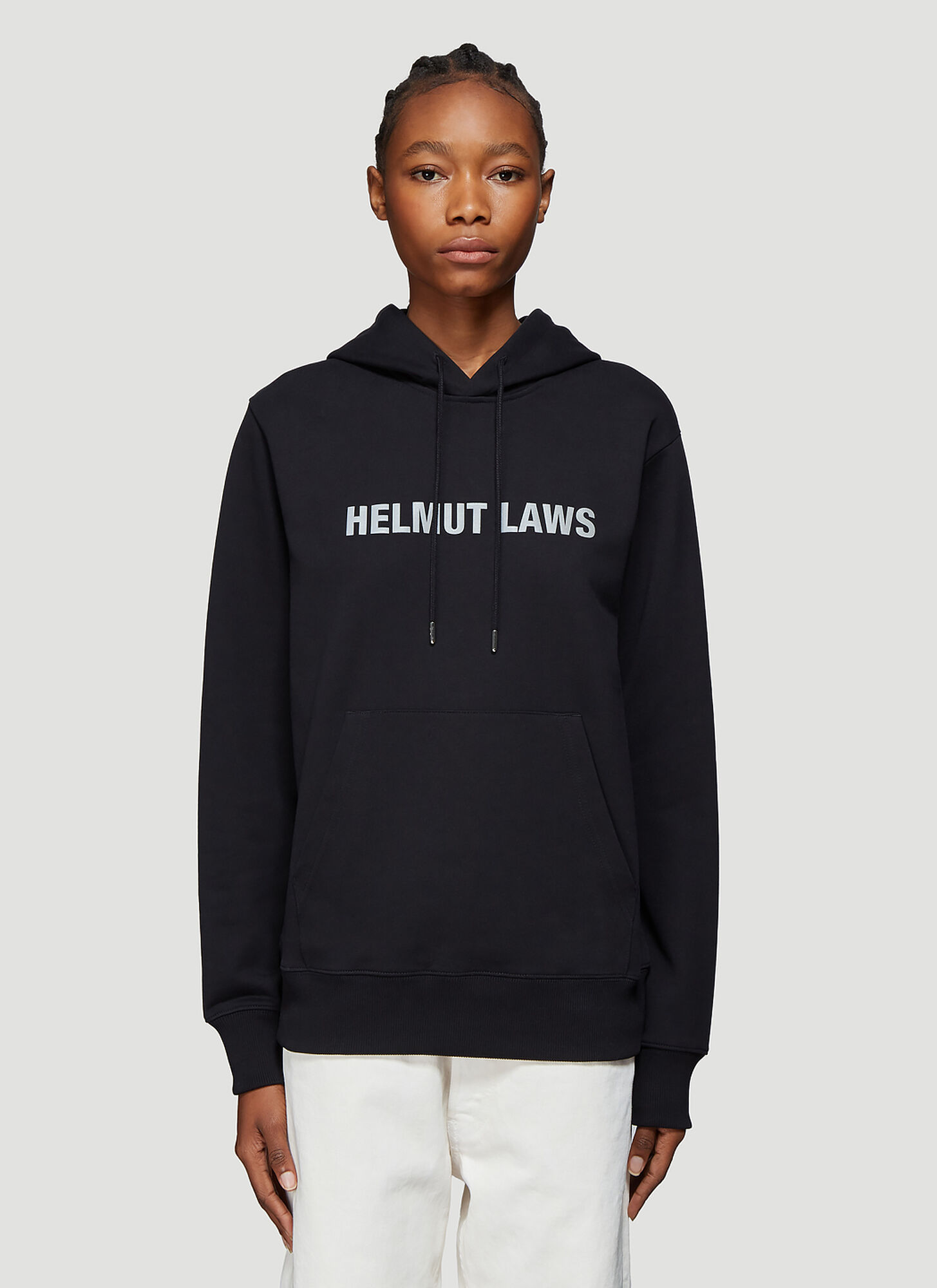 Helmut Lang Helmut Laws Sweatshirt in Black