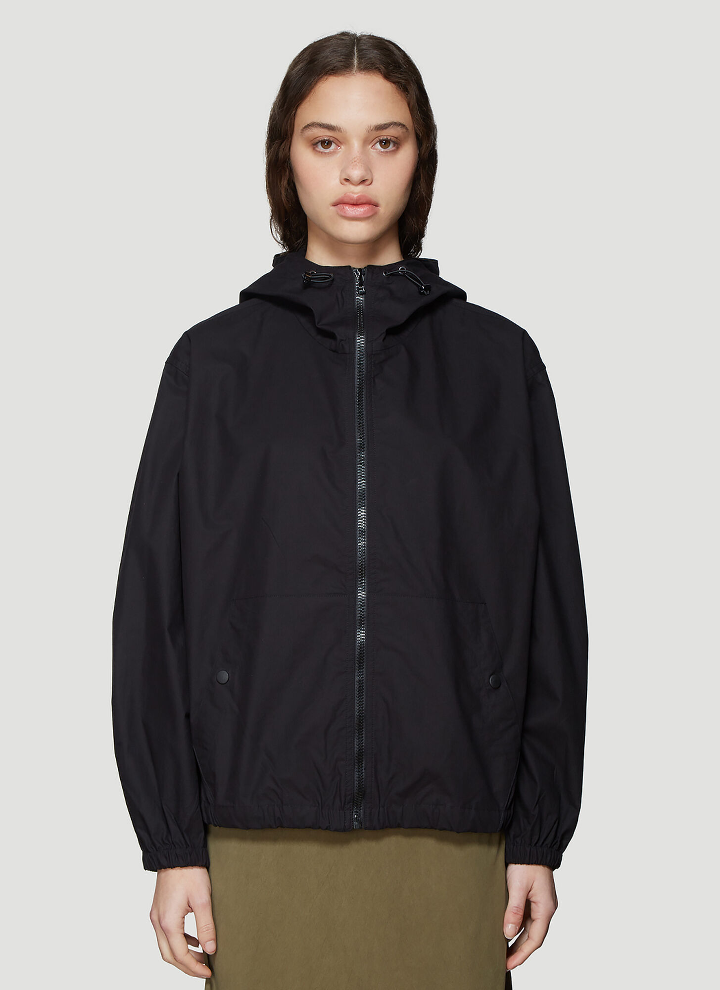 Our Legacy Parachute Jacket in Black