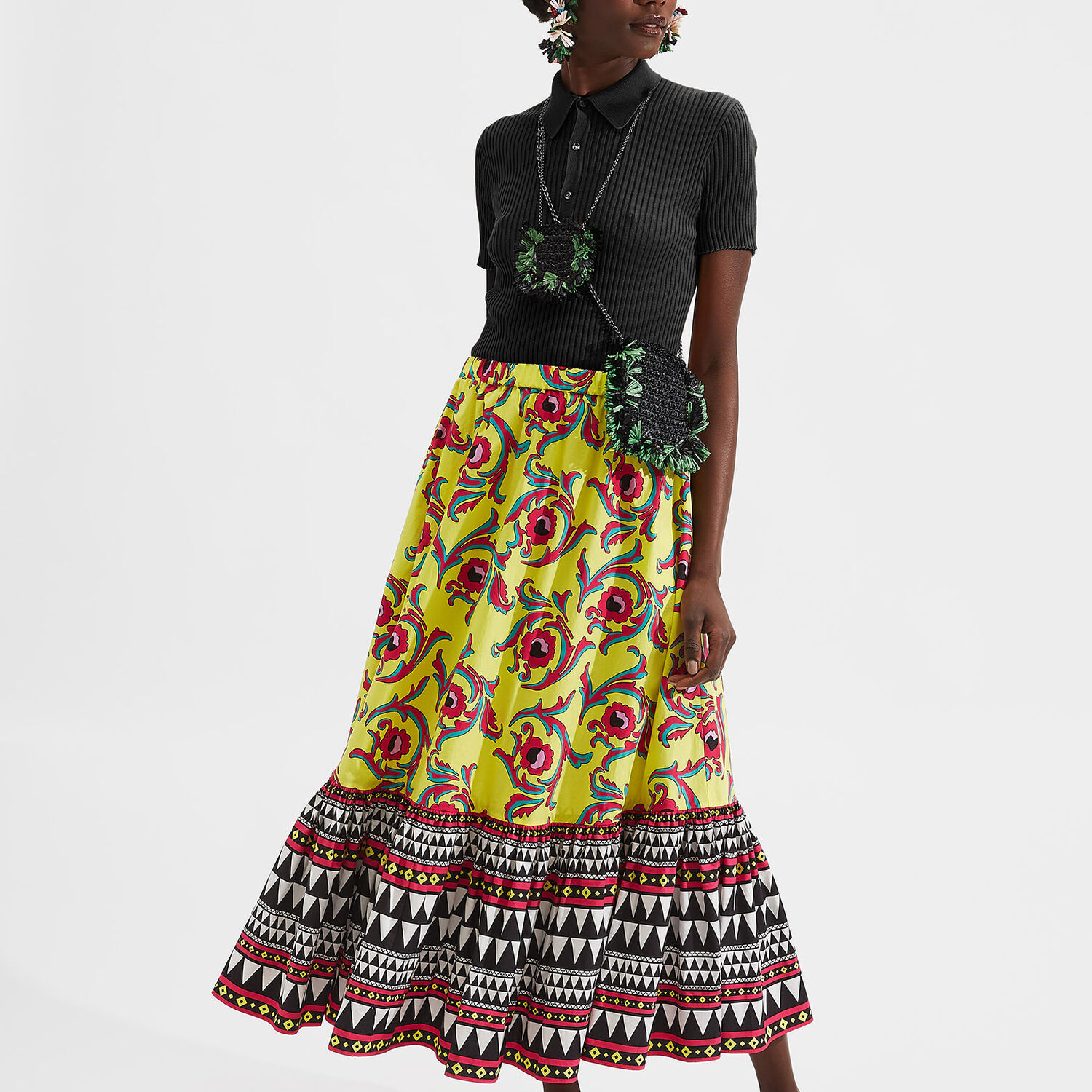La Doublej SUNSET SKIRT